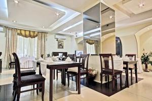 Кафе в гостинице «Сокол»