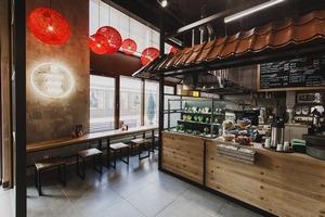 Новое место паназиатской еды HOSHI
