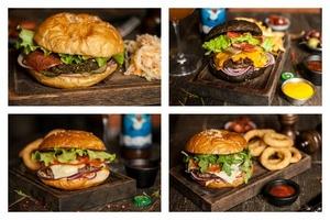 Авторские бургеры в Хищnik Burgers