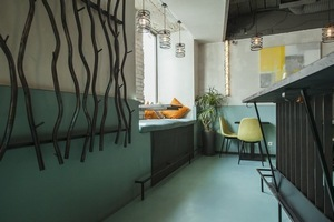 Roots bar & bistro – коктейльный бар в районе Патриарших прудов