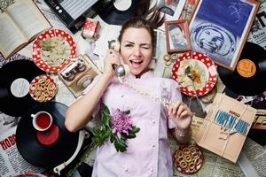 Как победить на кухне одной улыбкой