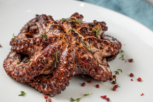 «КОЛЛЕКЦИЯ seafood»: праздничная атмосфера и комплименты для мужчин