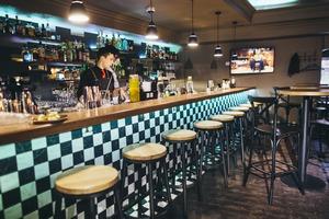 Новый бар Андрея Калагина  «Коктейльная»