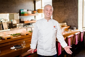 Ужин с создателем ресторанной империи NOBU Нобу Мацухисой