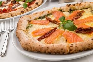 Новая пицца в ресторане BUONO