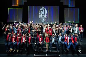 Ежегодная премия «The World's 50 Best Restaurants»
