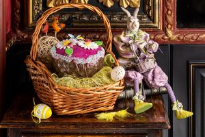 Пасхальные угощения на доставку от итальянского ресторана «Палаццо Дукале»