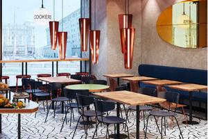 Cooker's гурмэ-кафе: ресторанное качество в формате фаст-фуда