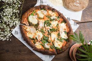 Zotman Pizza Pie: новинки со вкусом моря.