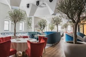 Oxus - ресторан современной восточной кухни