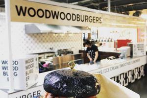 Открытие на Экомаркете - бургеры WoodwoodBurgers