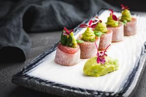 Летний супер-сет в Tokyo Sushi
