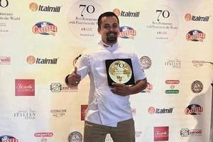Luciano в мировом «Топ-70 Лучших ресторанов с пиццериями»