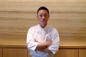 Японский Фьюжн-Ужин от шефа Масааки Айома