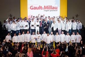 Презентация Желтой Книги Gault&Millau в России