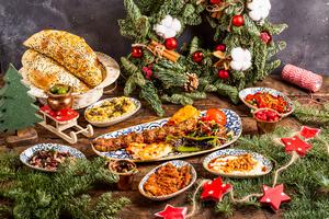 Бранчи в новогодние каникулы в ресторане Levantine