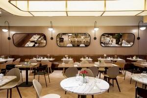 Новое кафе Аркадия Новикова «Огоньки» открылось в ТРЦ «Европейский»