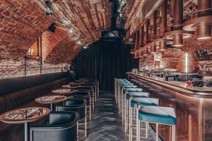 Kultura Bar - авторский бар на Большой Никитской