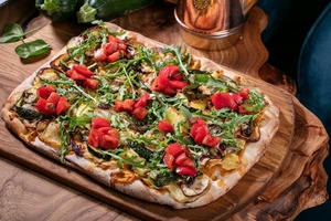 Сеть пиццерий Scrocchiarella