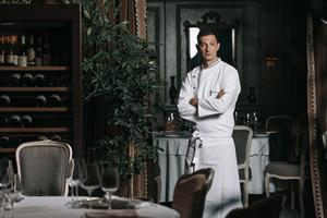 Chef's Table by Giuseppe Davi