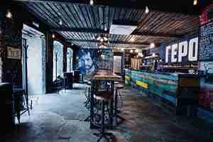 Чемпионский сет в баре «Герои»