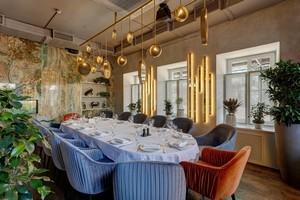 В ресторане Pescatore полностью обновлен интерьер