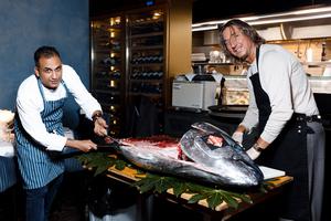 В Pescatore стартует новый сезон гала-ужинов