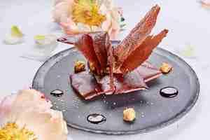 Шоколадная страсть в Brasserie МОСТ
