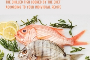 Неповторимые блюда из морской рыбы в ресторане «Лодка»
