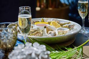 Всемирный день шампанского в «Ресторанах Раппопорта»