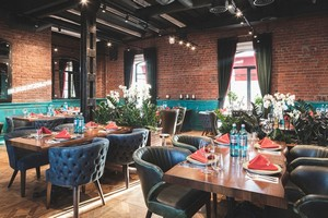 Eleven Meathouse новый ресторан турецкой кухни