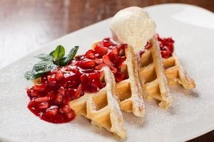 Завтраки в остерии «У Сальваторе»