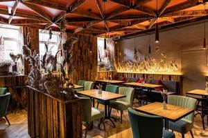 Ресторан La Stua на Сретенском бульваре