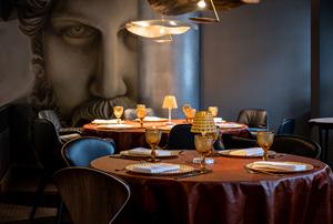 «Пифагор» - новый ресторан объединённой компании «Рестораны Раппопорта»