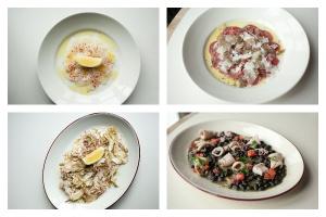 Gilda - новый итальянский ресторан