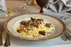 Фестиваль  трюфеля в ресторане «Палаццо Дукале»