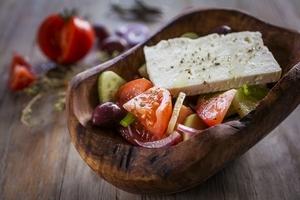 День греческого салата в Molon Lave