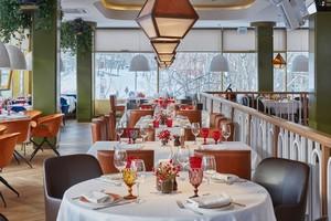 Открытие флагманского ресторана «Магадан» на Краснопресненской