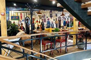 Открытие второго кафе «Мама Гочи»