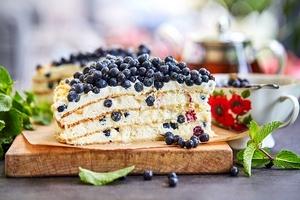 Сочные десерты в Valenok