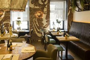 Новый ресторан Bocconcino на Патриках