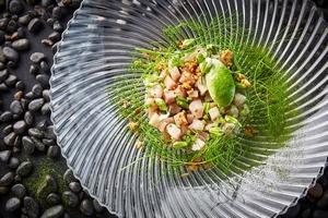 Тартар из ресторана «Белуга» признан лучшим