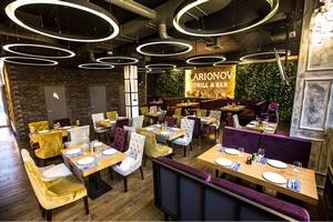 Larionov Grill&Bar на Профсоюзной