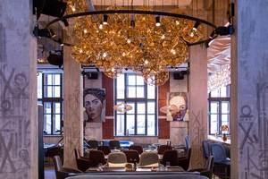 На Трехгорной мануфактуре открылся ресторан Fado
