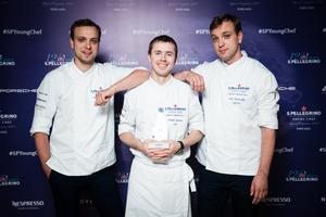 Жюри конкурса S.Pellegrino Young Chef объявило имя лучшего молодого шеф-повара