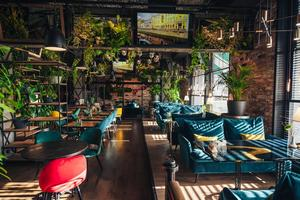 Russian Wine Bar&Shop – это атмосферный бар в центре столицы