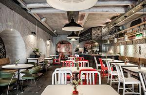 Carmel - ресторан израильской уличной еды