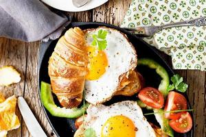 Завтраки в ресторане «Булошная»