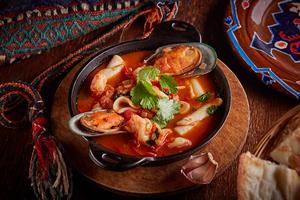 «Моментально. В море!» – новинки с морепродуктами в ресторане «Кавказская пленница»