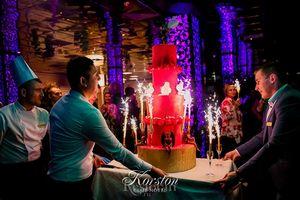 Открытие Итальянского Ресторана Evoo в Korston club  hotel